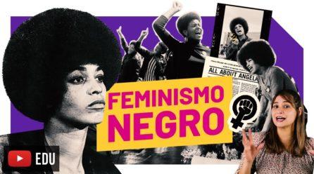 ANGELA DAVIS | Feminismo e Mulheres Negras
