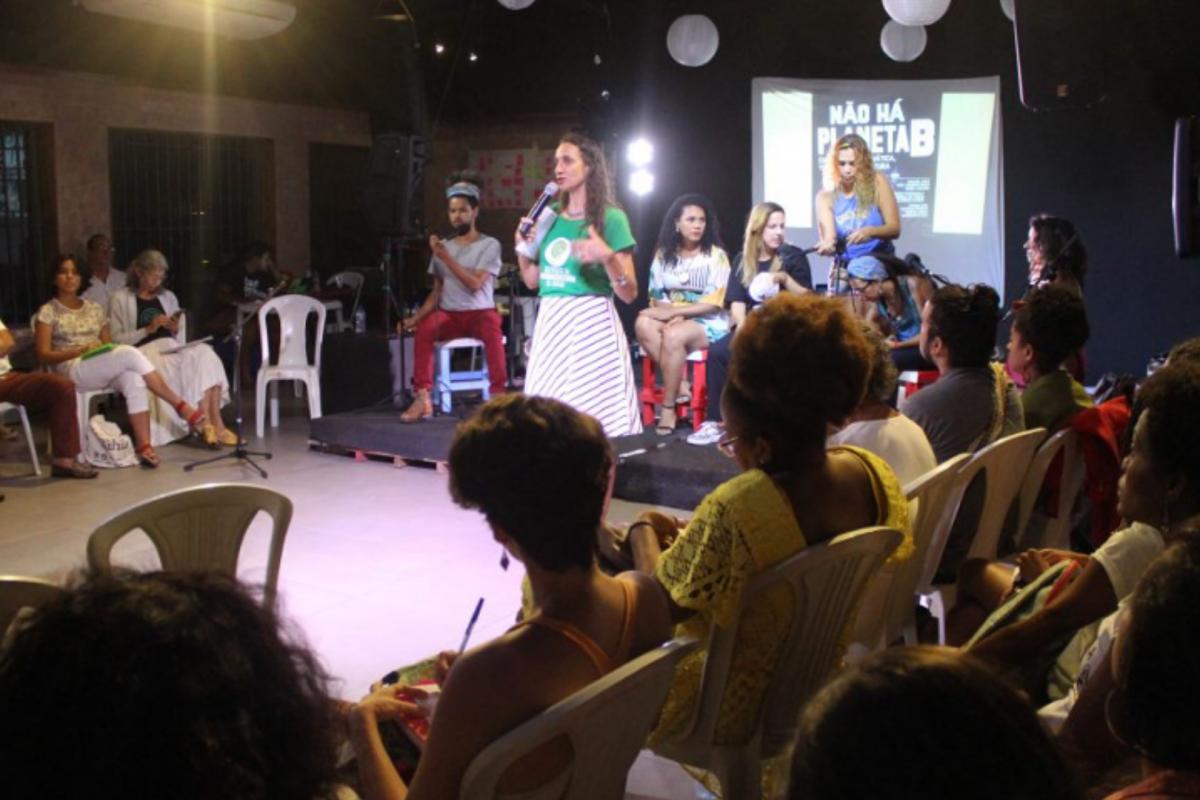Conheca a Convergência Pelo Clima, rede de organizações que fomenta discussão sobre crise climática em Salvador