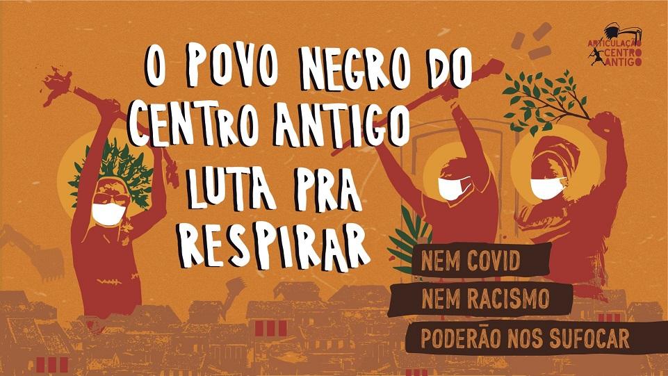 ARTICULAÇÃO DO CENTRO ANTIGO DE SALVADOR!