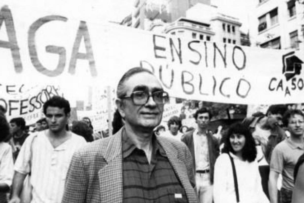 """""""Aqui se fala sempre de você"""": cartas de Roger Bastide a Florestan Fernandes"""