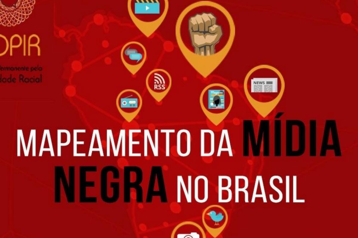 Mapeamento da Mídia Negra no Brasil