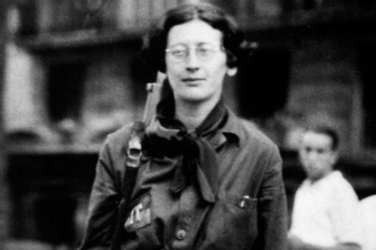 Simone Weil: uma figura humana fora do comum