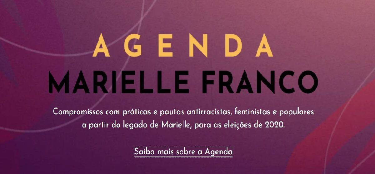Agenda Marielle Franco: pautas e práticas antirracistas e feministas nas eleições de 2020!