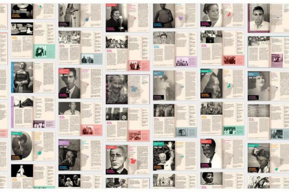 Estudantes produzem dicionário biográfico Excluídos da História
