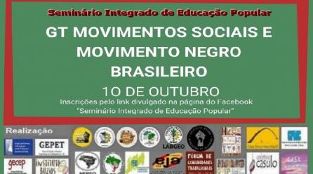 Encontro do GT Movimentos Sociais e Movimento Negro Brasileiro