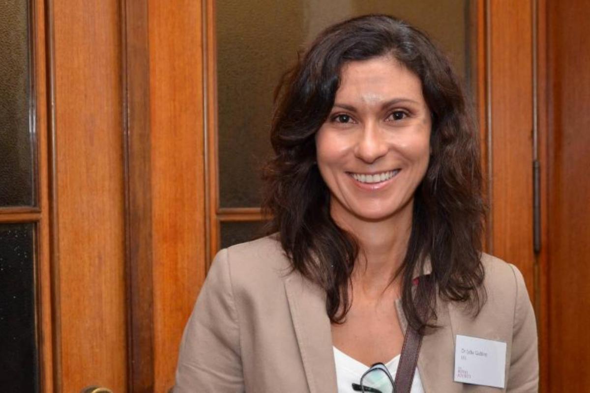 A brasileira Lídia Galdino cria a conexão de internet mais rápida do mundo