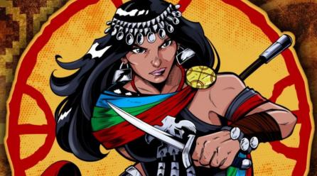 Janequeo: guerreira indígena vira símbolo de protestos no Chile