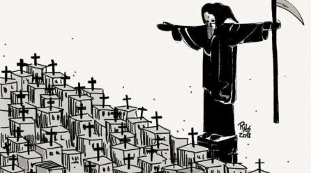 Vladimir Safatle: Para além da necropolítica