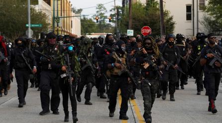 Conheça a NFAC, milícia negra que está fazendo barulho nos EUA