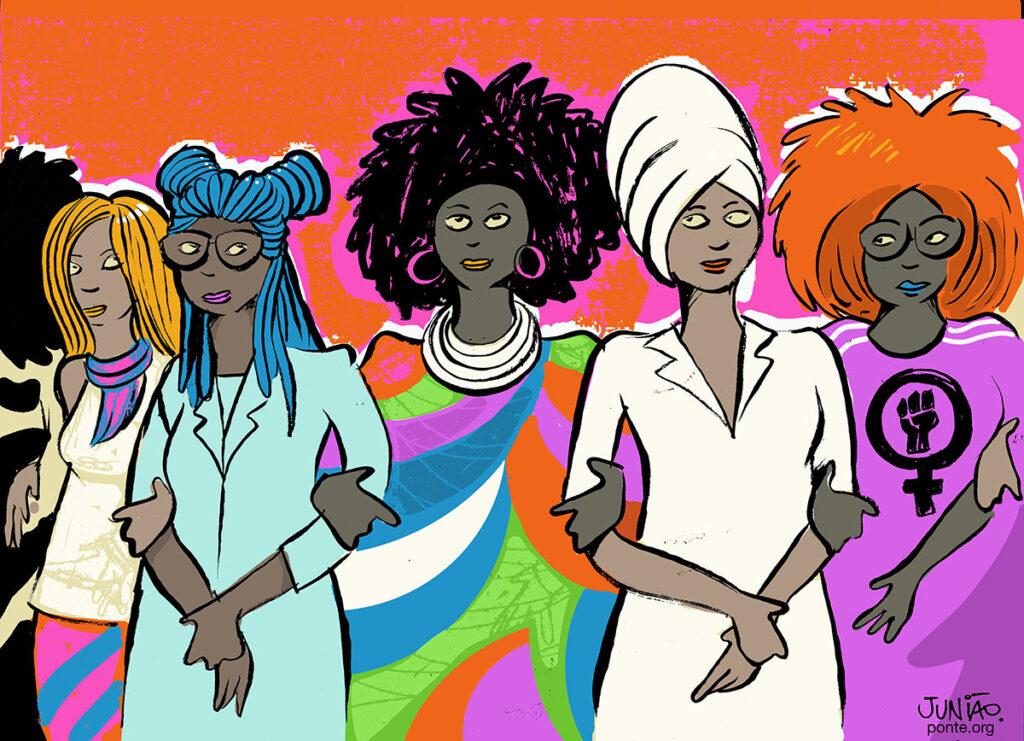 Quilombos virtuais: a resistência coletiva das mulheres negras no Brasil