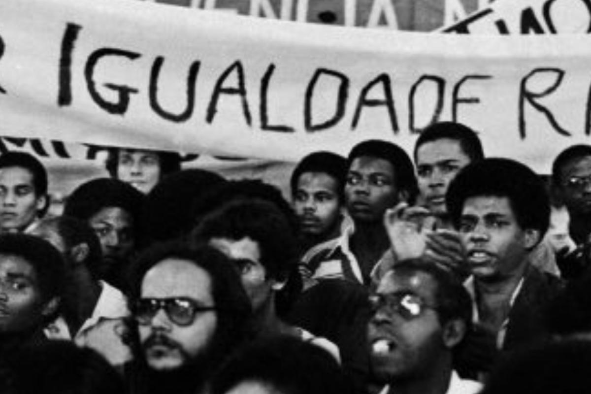 Luta contra o racismo: resistência à opressão do capital global