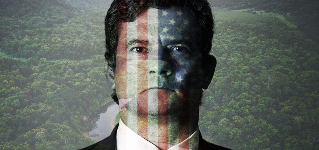 Sérgio Moro participa de negociações secretas entre Brasil e EUA sobre a Amazônia