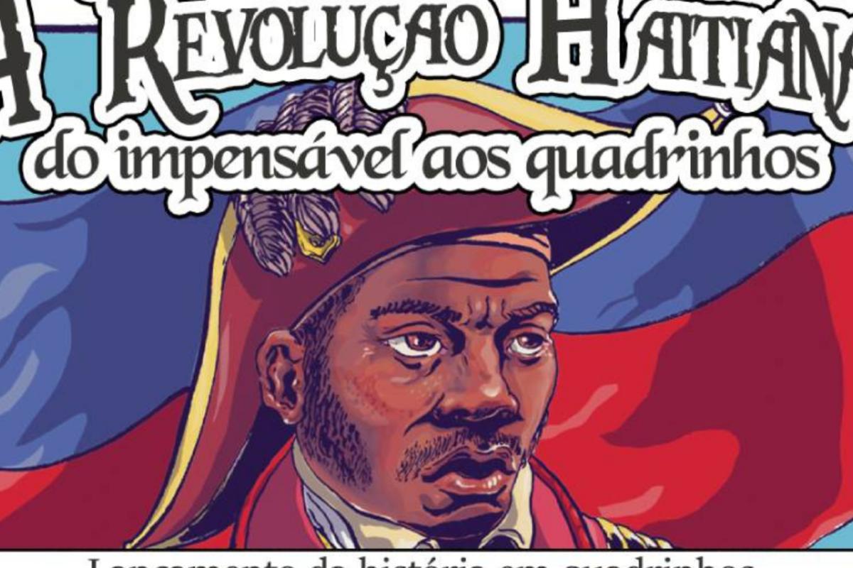 A revolução haitiana: do impensável aos quadrinhos