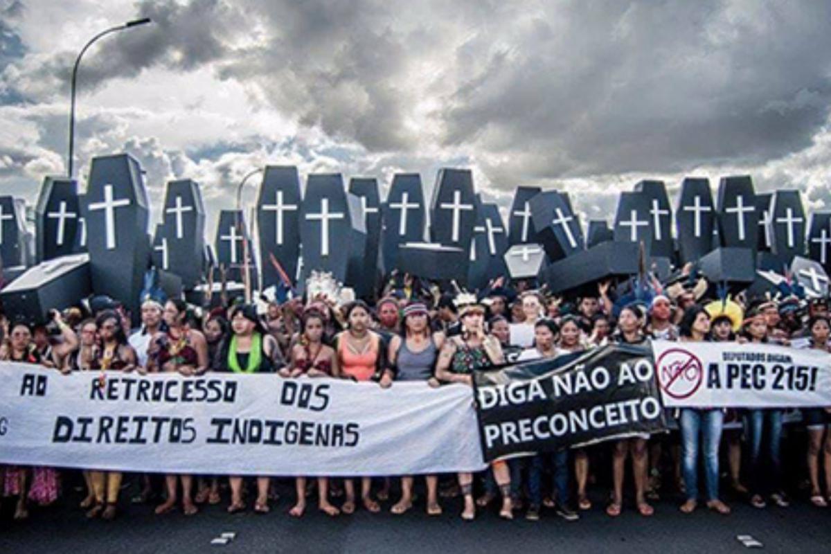 A indiferença ética e o genocídio dos indígenas do Brasil