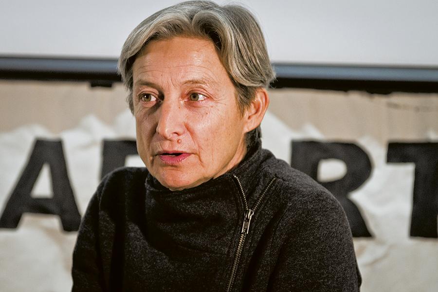Judith Butler: Pensar formas de reivindicar a vida