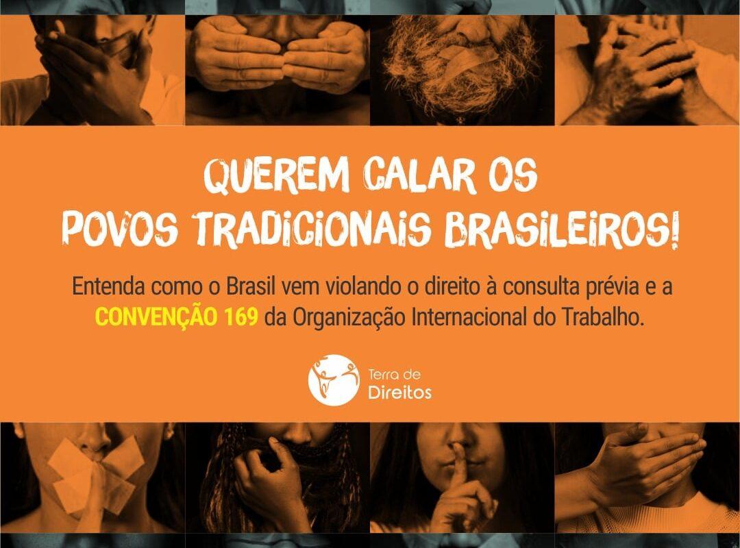 Brasil: violação ao direito à consulta prévia e a Convenção 169 da OIT