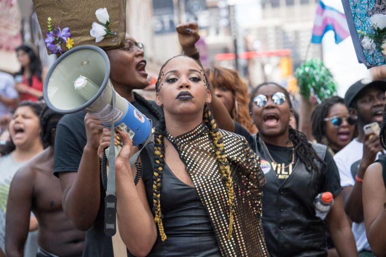 O muro permanece alto para mulheres negras